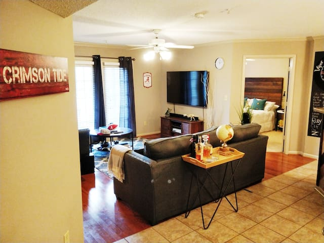 2 Bed/ 2 Bath Condo near UA, 30 days + long rental