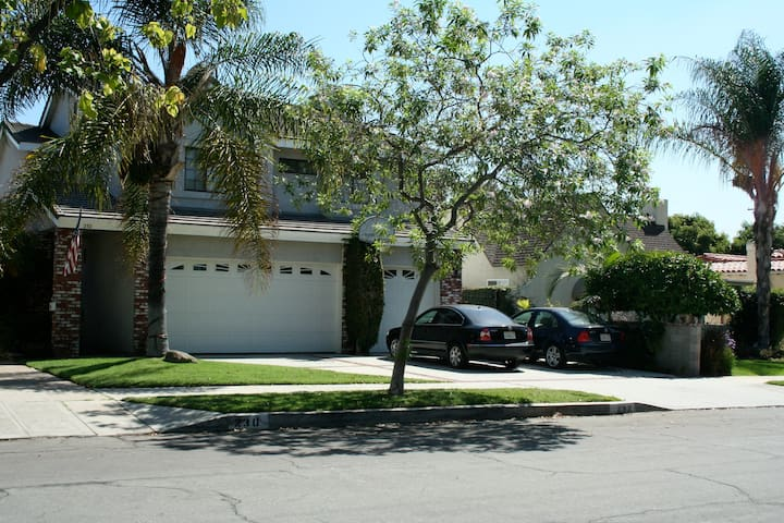 Private Guest House near studios - Burbank - Huis