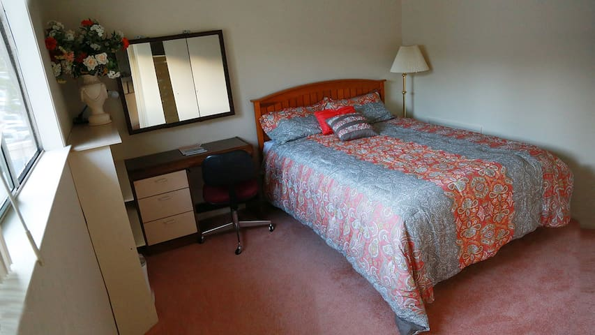 Remodeled Room In SF Bay Area Near Train &Downtown