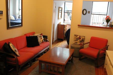 Bright 1 Bdrm In Heart of LES