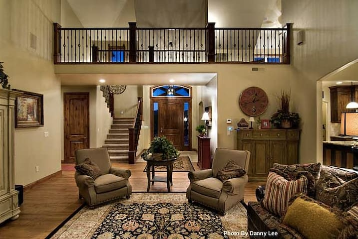 Luxury home just 10 mins from Zion - Orderville - Casa