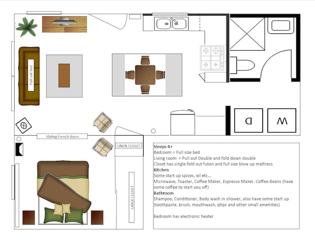 Halekipa - Beautiful Guest Home - South San Francisco - Appartement