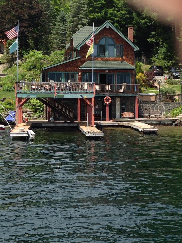 The Summerwind Lodge