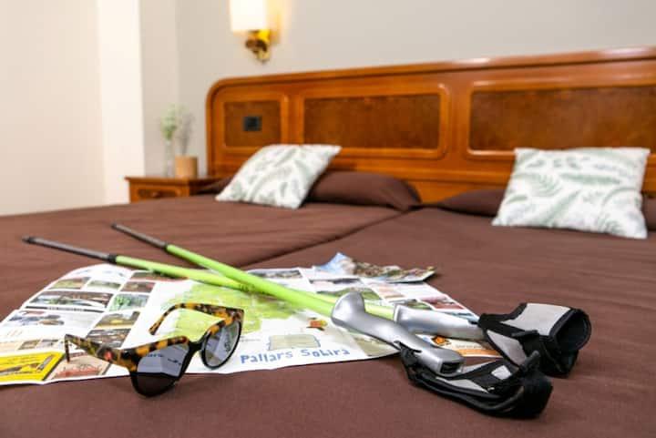 Habitación Triple Club ( 2 Adultos y 1 Niño) - Alojamiento y Desayuno