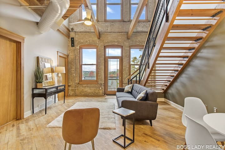 Downtown Grand Rapids Luxury loft