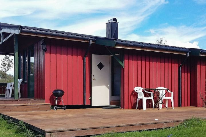 4 person holiday home in lyngdal