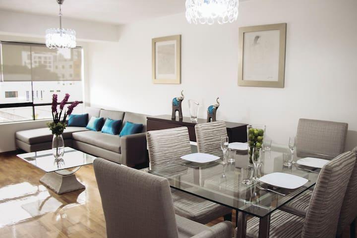 Exclusive Miraflores Apartment