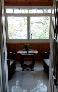 75m2 flat in Buda Hills near French School,Solymar - Budapest - Apartemen