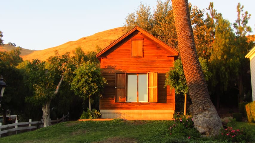 Private Cabin on Historic Estate - Fremont - Cabane