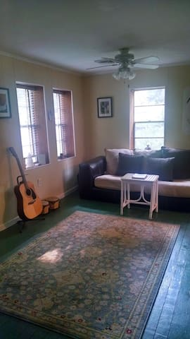 Peaceful cottage close to downtown - Chattanooga - Huis