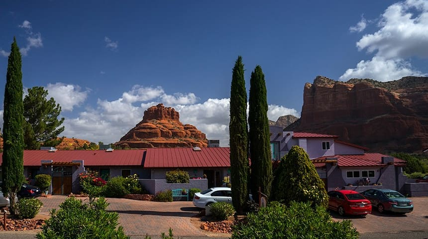 3 course breakfast, no cleaning fee -Bed&Breakfast - Sedona - Bed & Breakfast