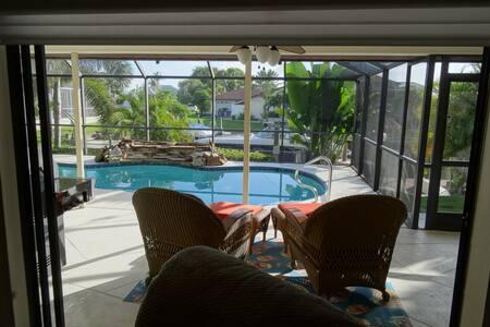 Splash! - Cape Coral - Maison