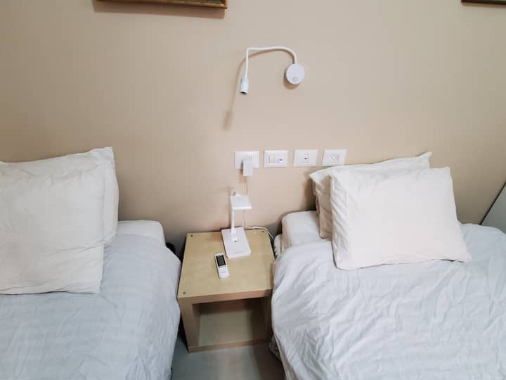 """New Vacation """"Hotel"""" Suite on Nahal Shimshon"""