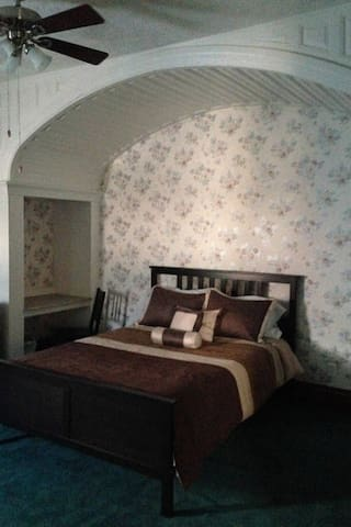 Arch Room of Victorian