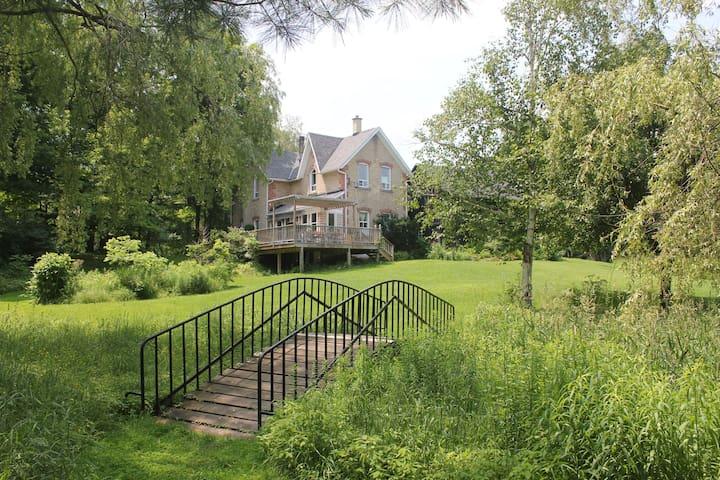 The Homestead Farm - beautiful natural setting