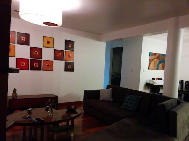 Nice, big and comfy Duplex 2 bedrms - San Borja