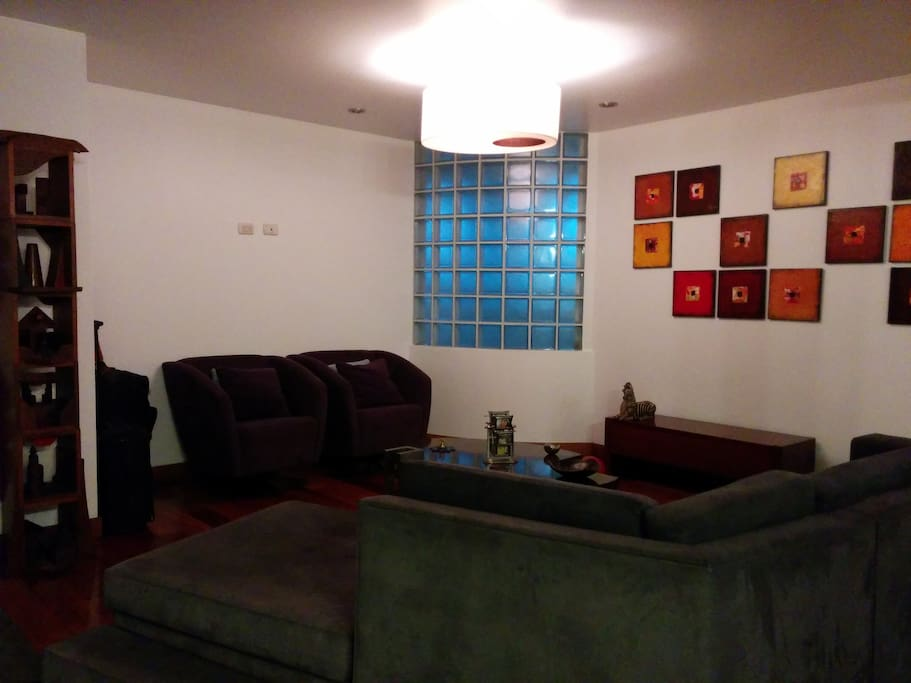 Large Living Room