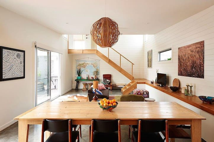 RIGBY'S RESIDENCE Ideal location - Barwon Heads - Rumah