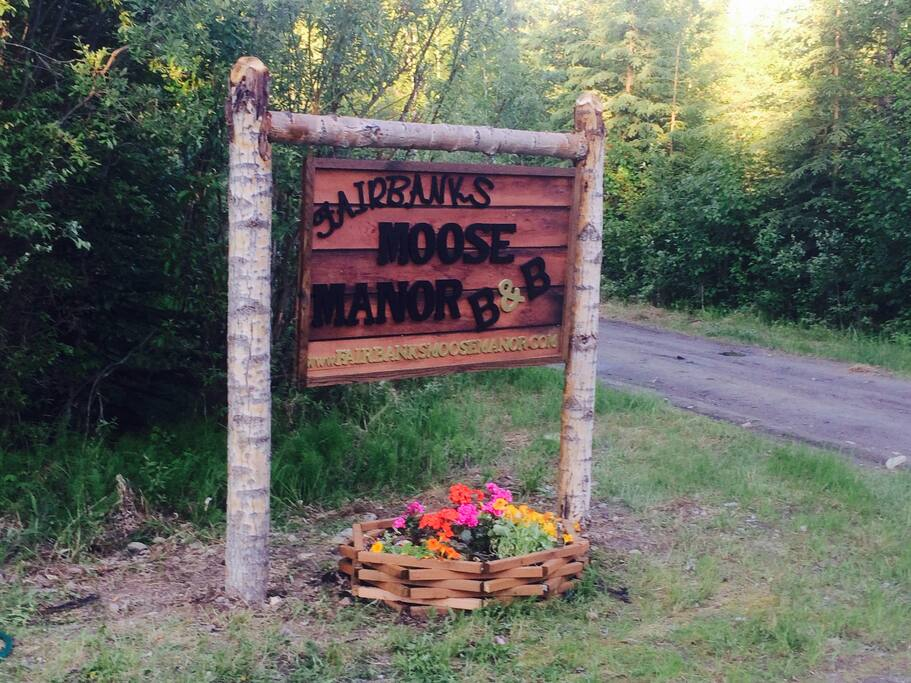 Fairbanks moose Manor