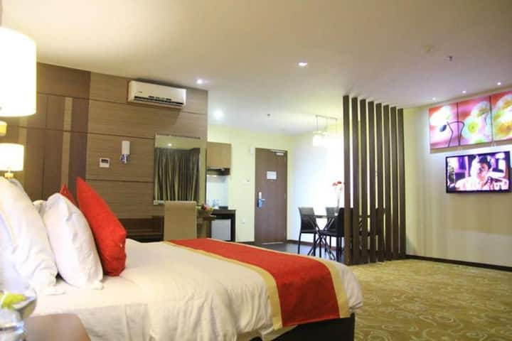 Exclusive Room Deluxe At Batam