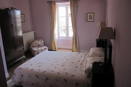 Suite Familiale (2 chambres), Logis de Bourseguin - Bourneau