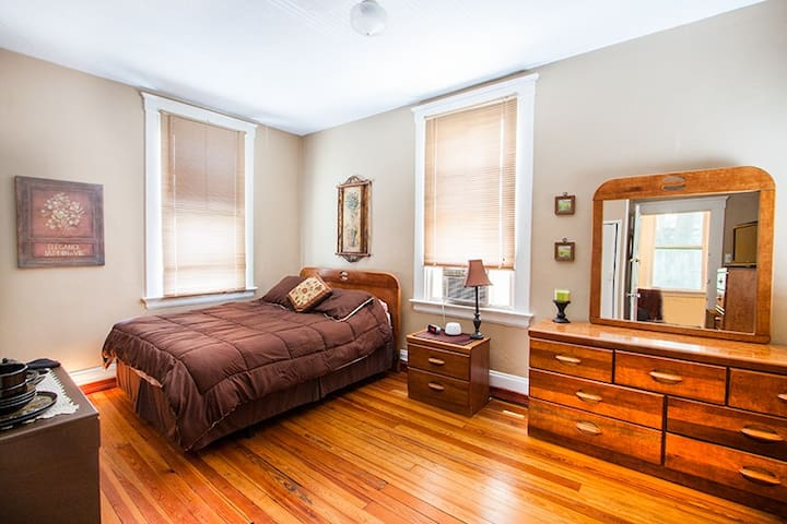 Charming Room in Eclectic Northside - Cincinnati - Hus