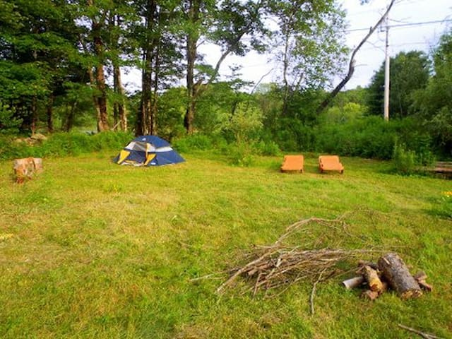 CAMPING  GROUP COMBO - TENTS  ROOMS - Hurleyville - Zelt