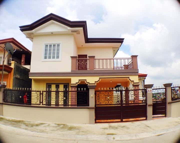 Fully Furnished two-story house