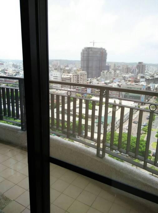 15層樓高的風景