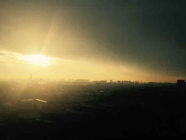 二号线地铁房环境优美 - Suzhou - Lägenhet