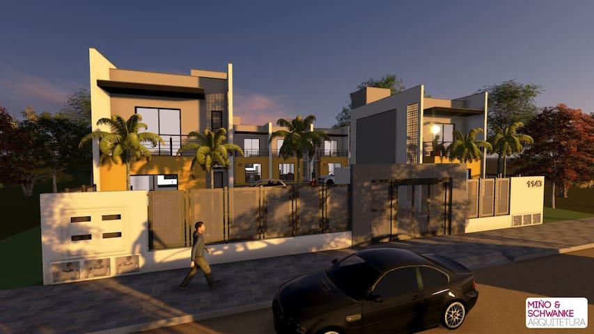 Casa em Condomínio Fechado - Praia do Cassino