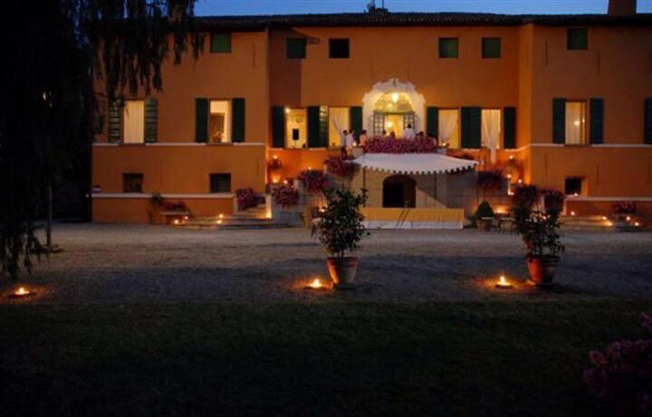 Soggiorno in relax a Villa Merenda!
