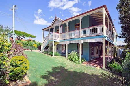 Loving the QLD lifestyle - Cannon Hill - House