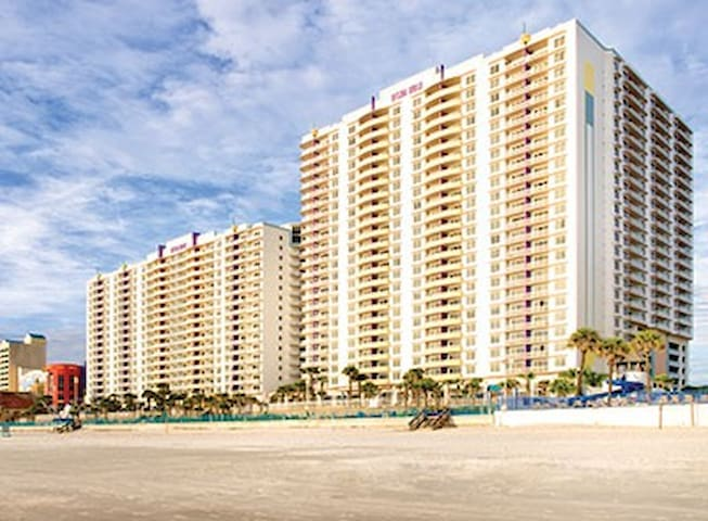 WorldMark Daytona Beach - Ocean Walk 3 bdrm