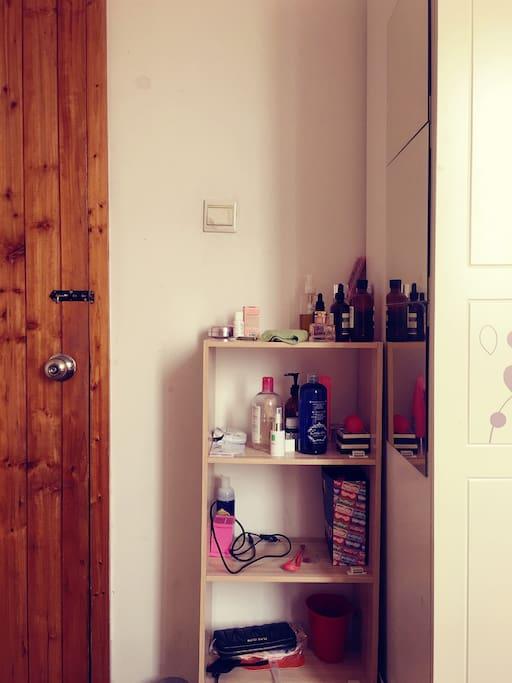 房间的迷你小柜