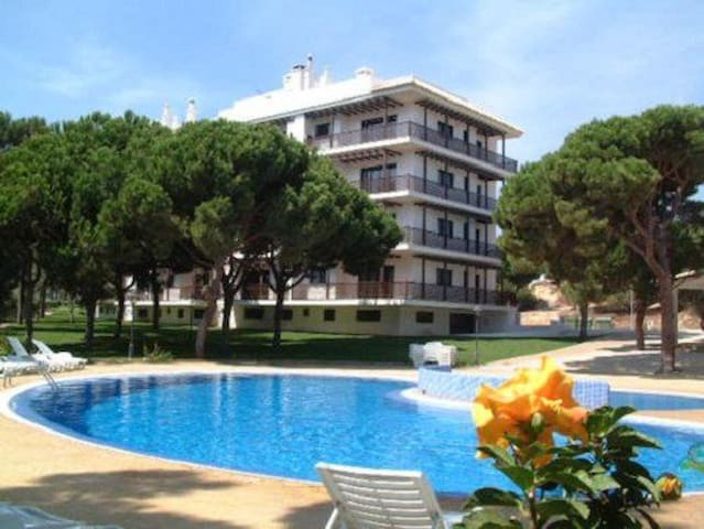 LOVELY SUNNY AND QUIET APARTMENT - Albufeira - Appartement