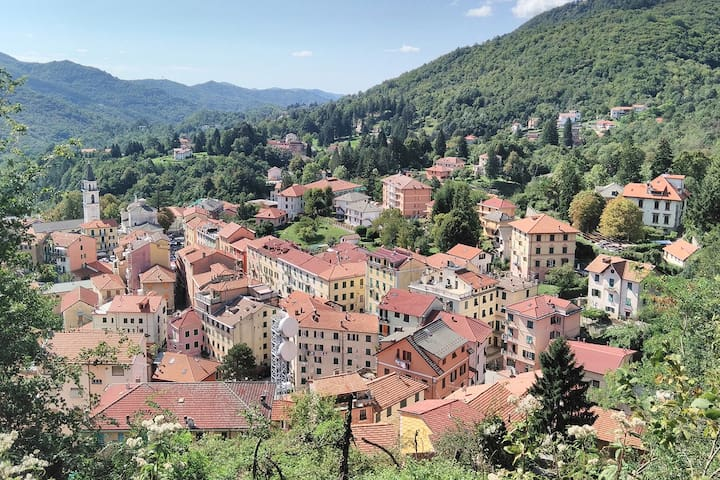 Appartamento tranquillo a Torriglia - Torriglia - Pis