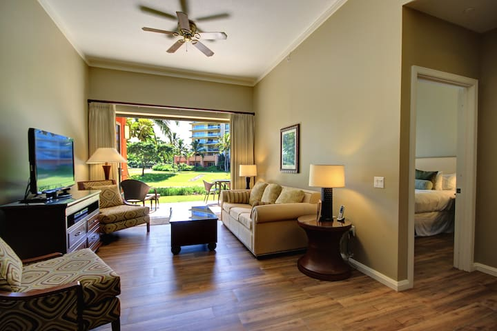 Honua Kai - K106 Ground Floor - middle of resort
