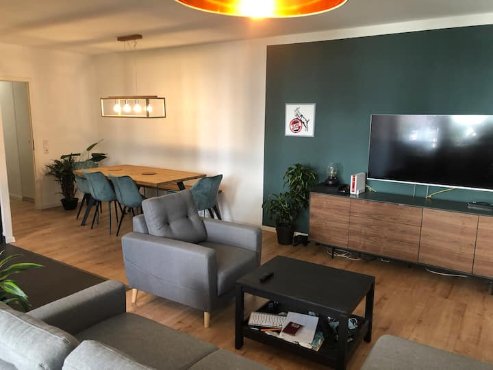 Apartment for up to 6 in the heart of Cologne