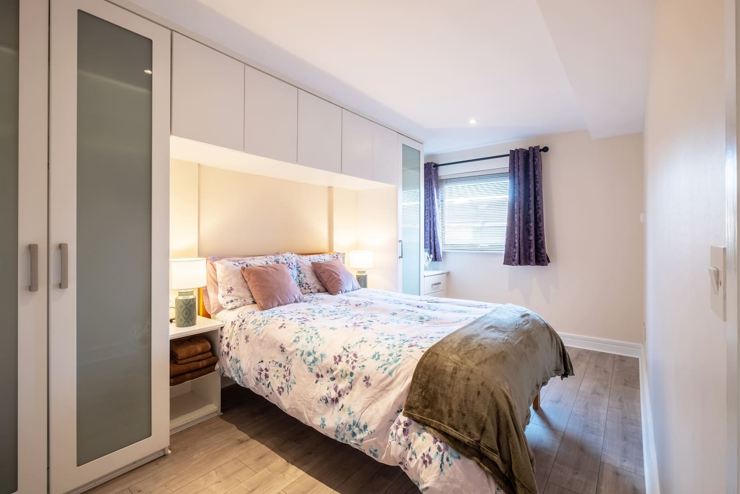 Lovely cosy ensuite bedroom