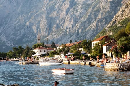 San Marco accommodation in Dobrota - Kotor