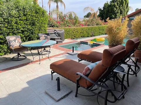 Attached Casita - Garden Suite