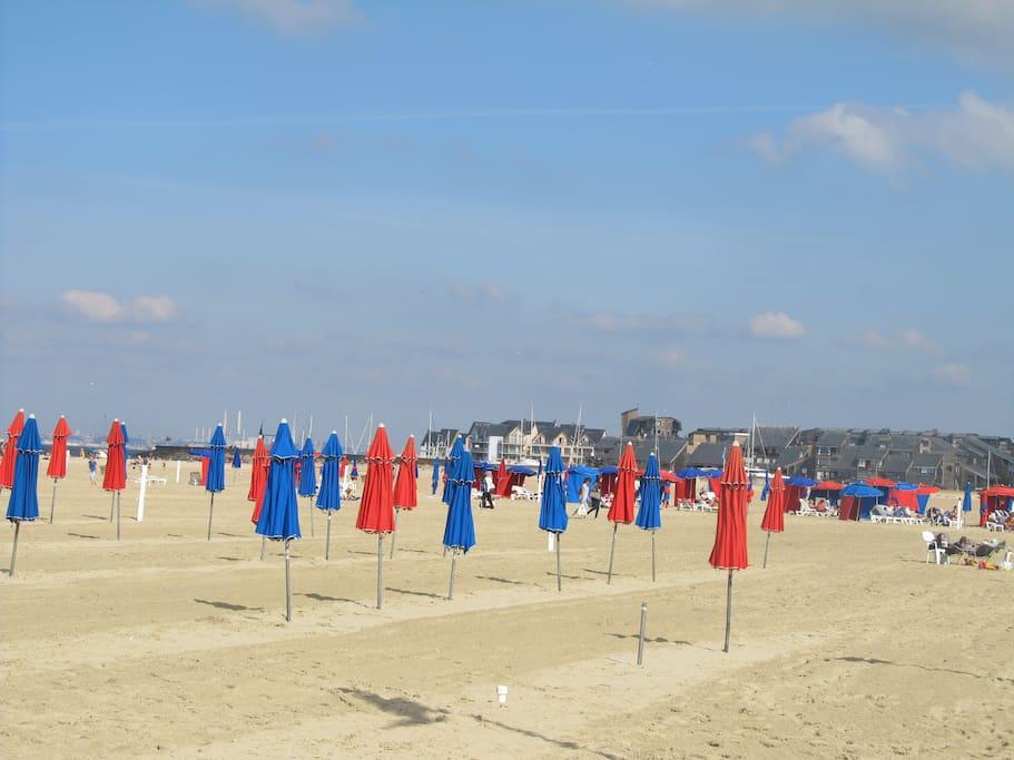 Bienvenue à Deauville !