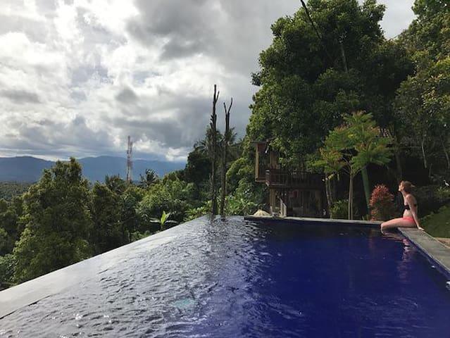 Incredible Mountain View Homestay-Bali Rahayu#1