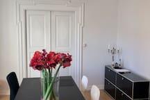 Aarhus C  værelse tæt på rådhuspladsen
