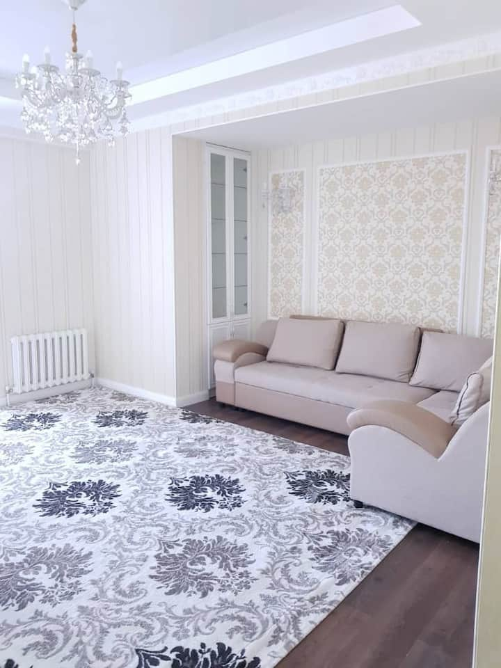 2 bedroom flat in central Bishkek