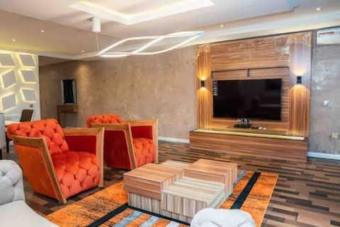 Lovely 3-bedroom Condo in Victoria Island Lagos
