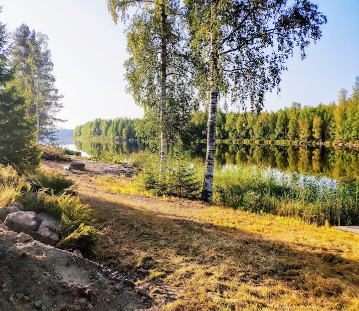 Tammakorpi, Kuopion kupeessa