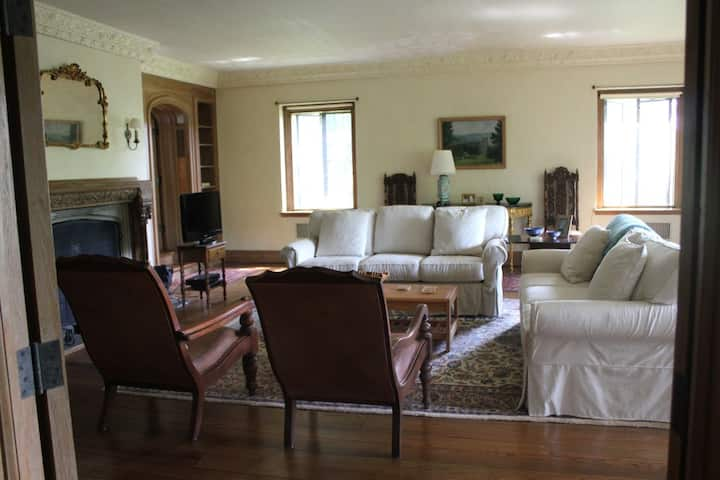 Large Country Home Close to Cornell Campus