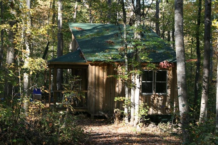 The Cabin at River Hills - Rixeyville - Srub